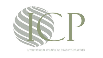 derby counsellor, international council of psychotherapists, icp, logo
